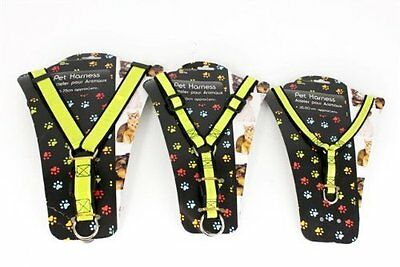 Pet Reflective Dog Or Cat Harness-Gives Excellent Visibility To Your Pets