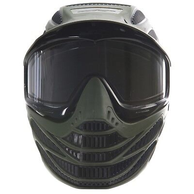 Paintball Mask JT Spectra Flex 8 Thermal Full Coverage Goggle - Olive