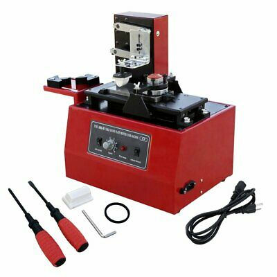 AC 110V Volt Electric Pad Printing Printer Machine for Golf Ball Lighter Logo