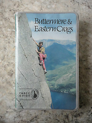 Buttermere & Eastern Crags By D. Craig & R. Graham (1987 Paperback Book)