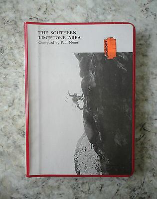 The Southern Limestone Area By Paul Nunn (1970 Paperback Book)