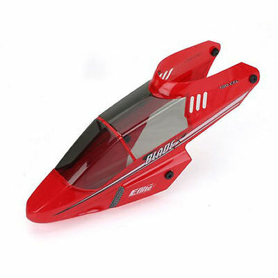 E-Flite Blade CX/2 Front Body/Canopy (Red) - EFLH1255