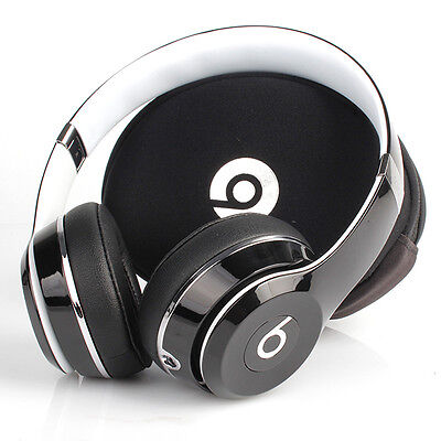 Solo Hd 2.0 Dr. Dre Beats Wired Special Edition Black White On Ear & Free Gift