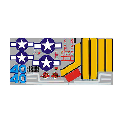 FMS 1700mm P47 Decals - FS-SH304