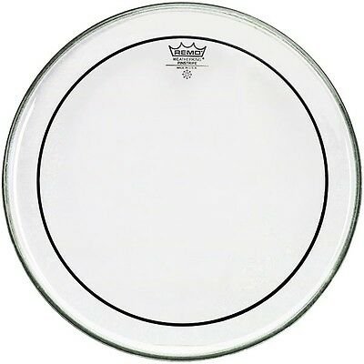 Remo Pinstripe Clear Ps 0312 12 ""