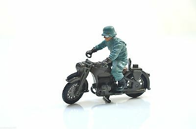 Britains 9679 German Army Dispatch Rider