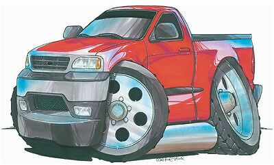Dodge Neon Printed Koolart Cartoon T Shirt 1113 Other Colors May Be Available