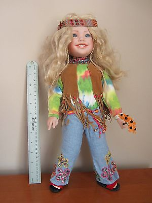 "Harmony ""Hippie"" by Nancy Leslie - Excellent Condition - 1 Owner"