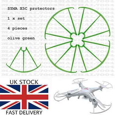 Syma X5C X5SC X5SW Propeller Blade Protector Guard - Spare Parts for Quadcopter