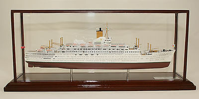 P&o Ss Orcades Ii (1948)  Handbuilt Scaled Precision Built Model In Display Case