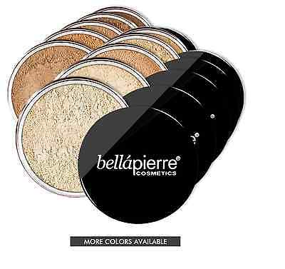 BellaPierre Loose Mineral foundation 5in1 (7 shades) - ORIGINAL - 9g
