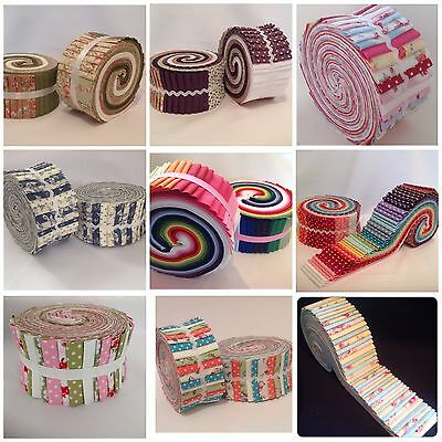 Jelly Rolls & Layer Cakes 100% Cotton Fabric INC CATH KIDSTON 40  SQ's or Strips