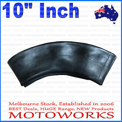 "80/100 -10 3.00 - 10"" Inch Rear Back Inner Tube 50cc 70cc PIT TRAIL Dirt Bike"