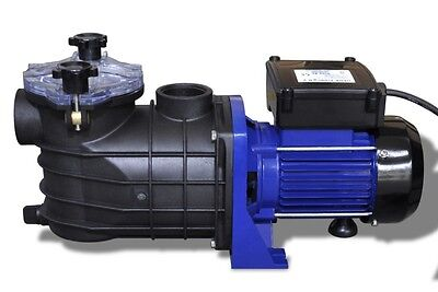 Swimming Pool Electric Garden Pump Robust Reinforced Thermoplastic Housing