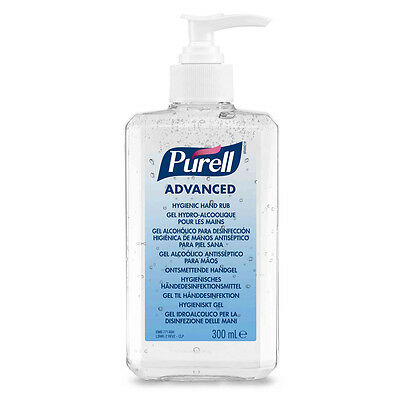 2 x PURELL Advanced Hand Sanitizer Alcohol Hand Rub Gel 350ml - £4.16 Each ExVat