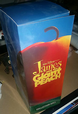 Disney James and the Giant Peach Grasshopper Collectible Doll Jun Planning