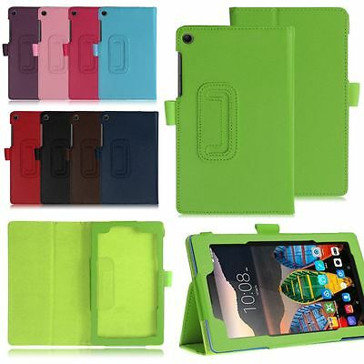 Ultra Slim PU Leather Stand Cover Case For Lenovo Tab3 7 Essential (TB3-710F/I)