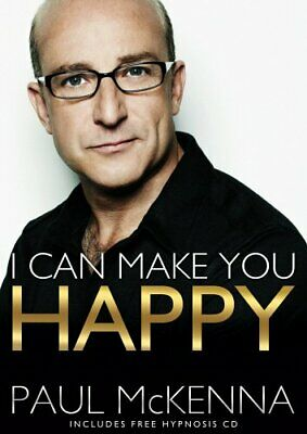 I Can Make You Happy by McKenna, Paul Paperback Book The Cheap Fast Free Post