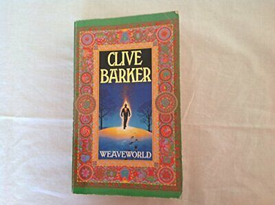 Weaveworld by Barker, Clive Hardback Book The Cheap Fast Free Post