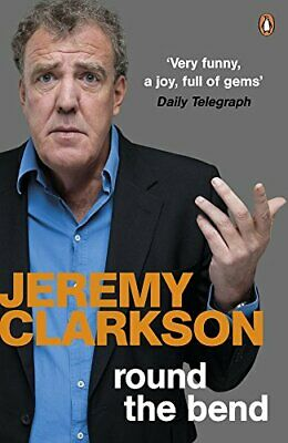 Round the Bend by Clarkson, Jeremy Book The Cheap Fast Free Post