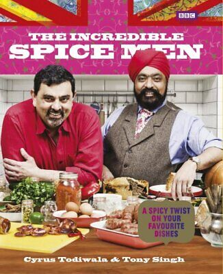 The Incredible Spice Men by Singh, Tony Book The Cheap Fast Free Post