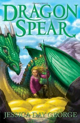 Dragon Spear (Dragon Slippers) by Day George, Jessica Book The Cheap Fast Free