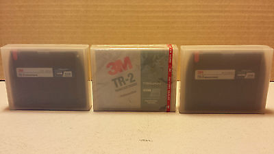 New 3m Tarvan TR-2 Minicartridge.  Also For Free 1 used TR-2 and 1 used TR-3.