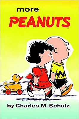 More Peanuts, New, Charles M. Schulz Book