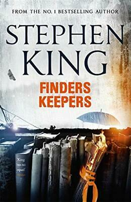Finders Keepers, King, Stephen Book The Cheap Fast Free Post
