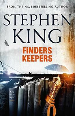 Finders Keepers by King, Stephen Book The Cheap Fast Free Post