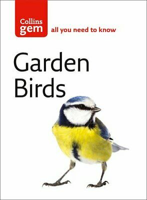 Garden Birds (Collins Gem) by Moss, Stephen Paperback Book The Cheap Fast Free
