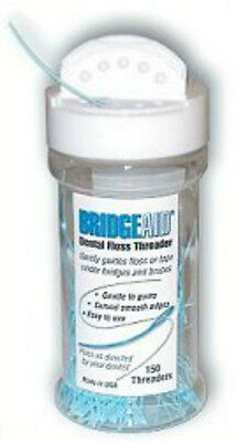 The BRIDGEAID Dental Floss Threaders