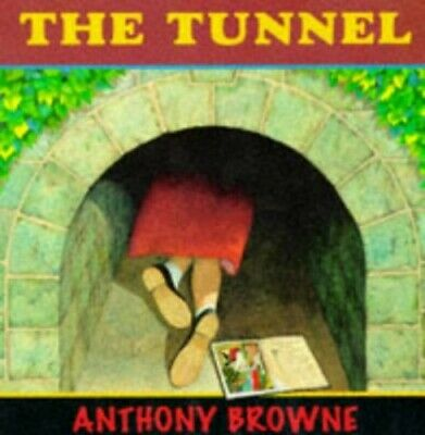 The Tunnel, Browne, Anthony Paperback Book The Cheap Fast Free Post