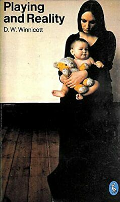 Playing and Reality, D. W. Winnicott Paperback Book The Cheap Fast Free Post