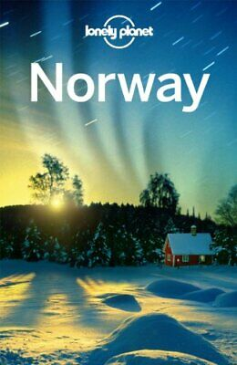 Lonely Planet Norway (Travel Guide) by Roddis, Miles Paperback Book The Cheap
