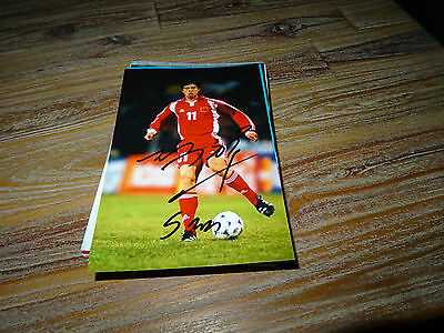 Sun Xiang - Psv Eindhoven, Chelsea & China - Photo Original Signed **