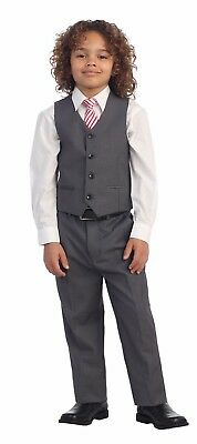 Gioberti 2 Piece Toddlers Kids Boys Formal Vest And Pants Set