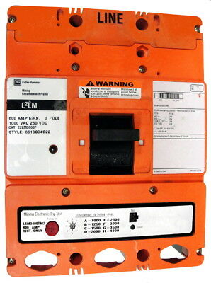 Eaton / Cutler-Hammer E2LEM3600W - Certified Reconditioned