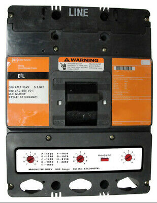 Eaton / Cutler-Hammer E2L3600MLW - Certified Reconditioned