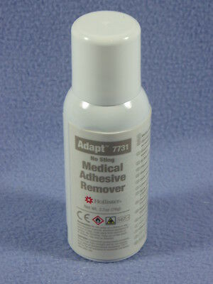 Hollister # 7731 Adapt Medical Adhesive Remover Spray 2.7 oz, No Sting - in Box
