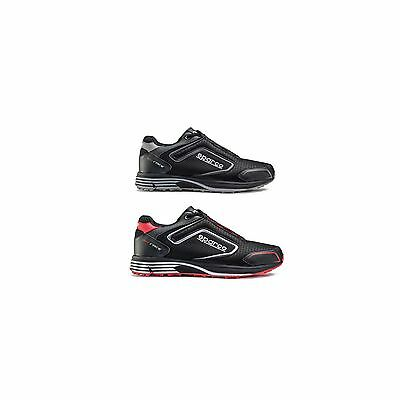 Sparco MX-Race Motorsport / Rally Mechanic Shoe / Trainers With Vibram Sole