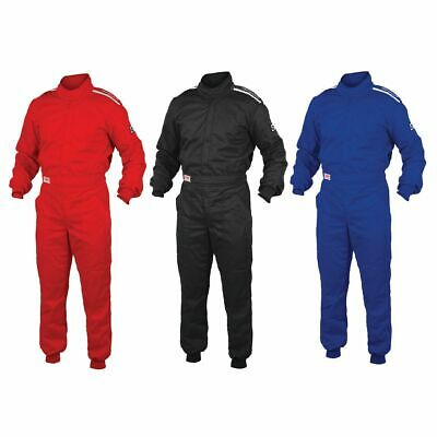 OMP Racing / Oval / Autograss / Grass Track Suit - SFI Approved (IA01904)
