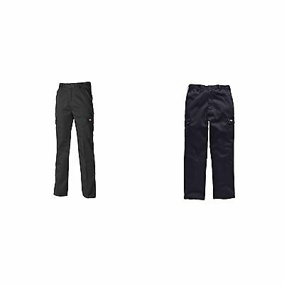 Dickies Pits / Mechanics Redhawk Chino Polyester / Cotton Trousers
