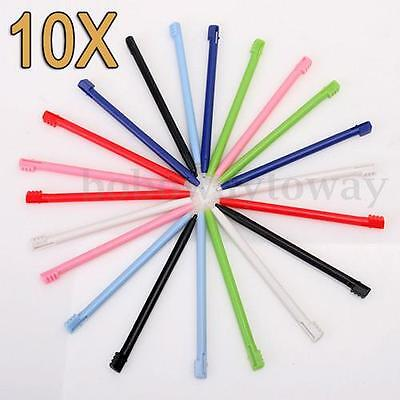 10x Stylus Stift Pen Stifte Touchpen Eingabestift für Nintendo DS NDSi DSi Game