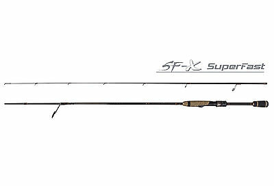 Dragon CXT Spinn SuperFast SF-X / 1,90-2,13m / spinning rod / Spinrute Angelrute