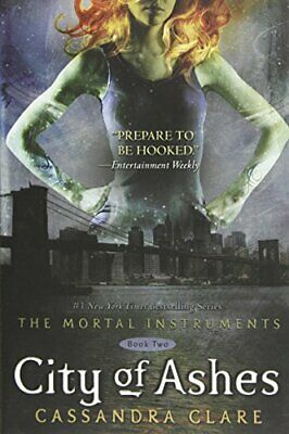 City of Ashes (Mortal Instruments) by Clare, Cassandra Book The Cheap Fast Free
