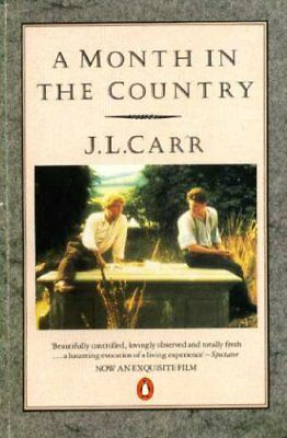 A Month in the Country, Carr, J. L. Paperback Book