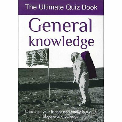 General Knowledge (Ultimate Quiz Books) Book The Cheap Fast Free Post