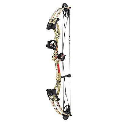 PSE Compoundbogen Fever Ready to Shoot Set Break-Up Infinity 11,5-29""