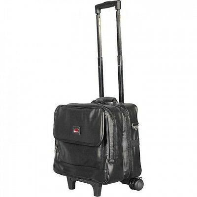 Gator GAV-DLX-1412R Deluxe Rolling Laptop and Gear Case